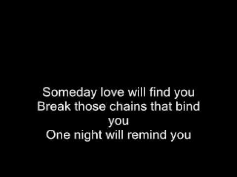 separate ways with lyrics