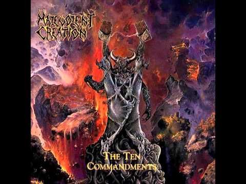 Malevolent Creation - Malevolent Creation [HQ]
