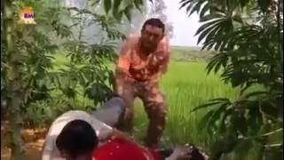 Inilah Akibat Berbuat Mesum di Kebun Singkong! JANGAN DITIRU !!!