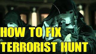 Rainbow Six Siege How to Fix Terrorist Hunt PvE R6