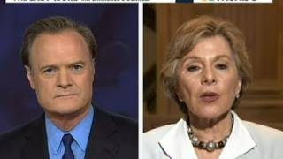 Senator Boxer Discusses Democratic Jobs Agenda With Lawrence O'donnell