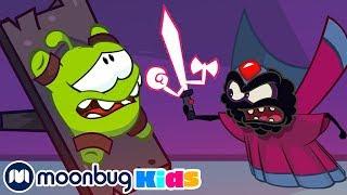 Om Nom Stories - Super-Noms: Gatecrasher   Cut The Rope   Funny Cartoons for Kids & Babies   Moonbug