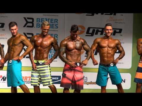 Oslo Grand Prix 2015 | Men's Physique +178 cm