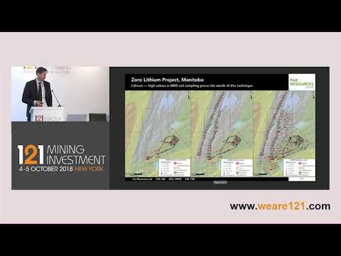 Presentation: Far Resources - 121 Mining Investment New York October 2018