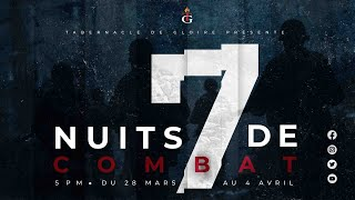 Bondye Pral Fè Satan Mande w Padon | Jour 1 | 7 Nuits de Combat