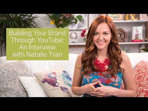 Building A Brand Through YouTube: An Interview with Natalie Tran