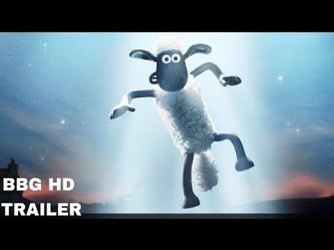 Shaun the Sheep 2: Farmageddon – Official Trailer (2019) HD
