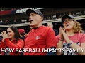 Baseball's impact on family: Indians Opening Day with a 32-year season ticket holder