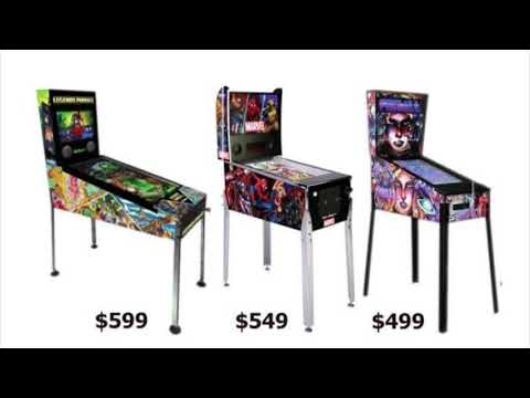 Arcade1Up AtGames Magic Pixel Digital Pinball Machine Prices Toy Shock Machines from rarecoolitems