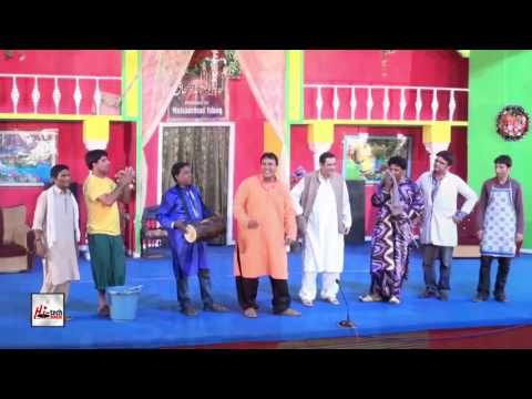 HO JAY GI BALLEY BALLEY (TRAILER) - 2016 BRAND NEW PAKISTANI COMEDY STAGE DRAMA