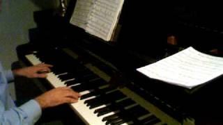 Joe T Piano I'll have to Say I love you in a Song