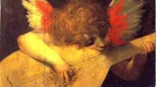 モンズィーノ作曲、、有名な天文学者・物理学者ガリレオ・ガリレイの父ヴィンチェンツォ・ガリレイ編のルネサンス・リュート2重奏「コントラ...