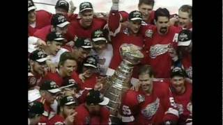 Detroit Red Wings Game Winning Goals 1998 Playoffs