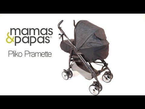 Mamas & Papas Pliko Pramette