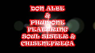 MINISPOT - ANOTHER GLASS -  Don Albe & Phumone Feat Soul Sister & Chisenefrega