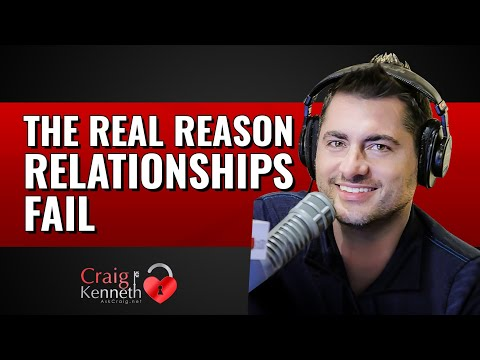 Reasons relationships fail