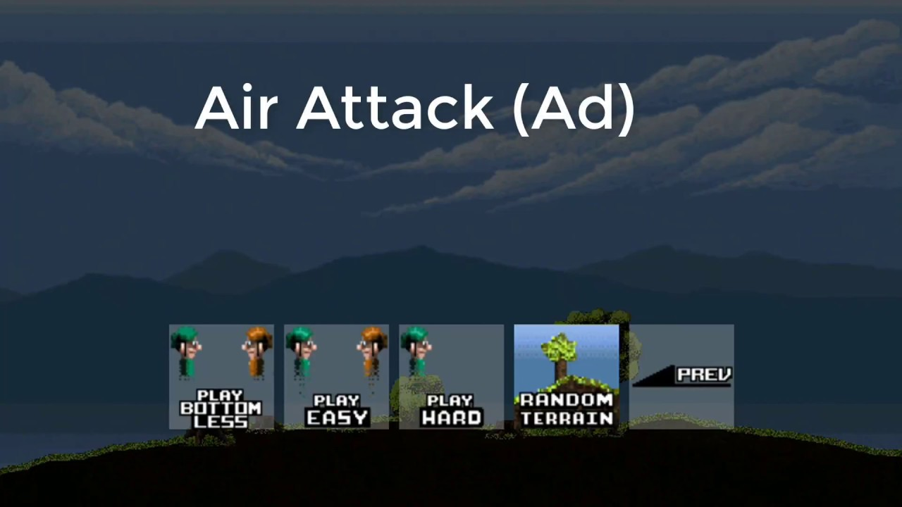 Air Attack game for Android
