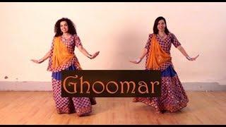 Ghoomar Song Padmavati Dance Choreography | Dance steps | Choreo by Mugdha | Deepika Padukone |