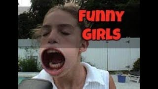 Funny GIRLS Fails # Funny video # Best Funniest girls fails!!!compilation