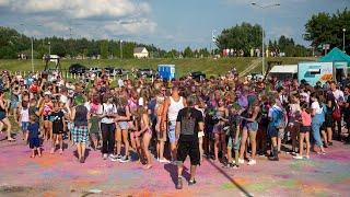 Holi - Święto Kolorów w Ostrołęce