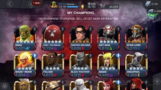 MCOC Duping 5-Star Rank 3 Unstoppable Colossus