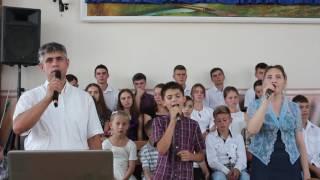 Жатва есть кончина века 2016г. (Агрономовка) Семья Бозбей, г. Кишинев