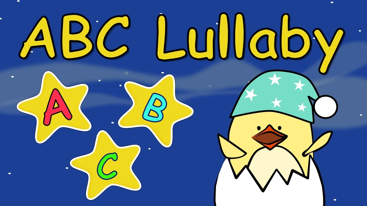 ABC Lullaby | Alphabet Lullaby | The Singing Walrus