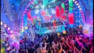 Ёлка - На большом воздушном шаре [Новогодняя ночь 2013]