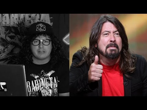Dave Grohl Isn't That Good - The Smart Metal Show (Ep. 2) | MetalSucks
