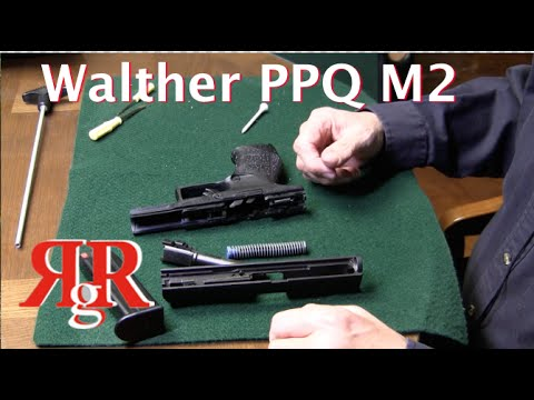 Walther PPQ M2 Field Strip