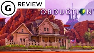 obduction - обзор
