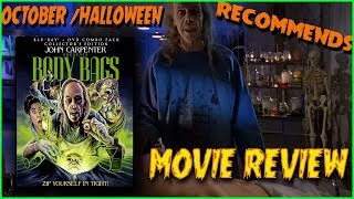 Body Bags Review || Halloween Time Recommends || Christian Hanna Horror