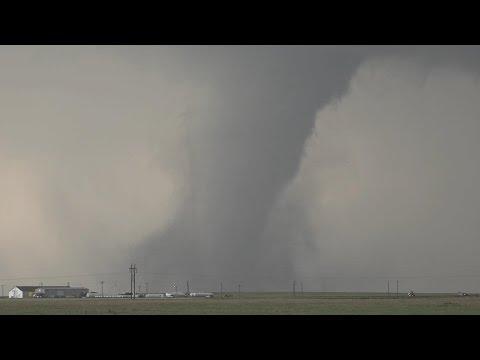 Dodge City, KS Multiple tornadoes