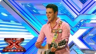 Yodeling Barclay Beales gets Nicole hot and bothered: WEEK 2 PREVIEW - The X Factor UK 2013