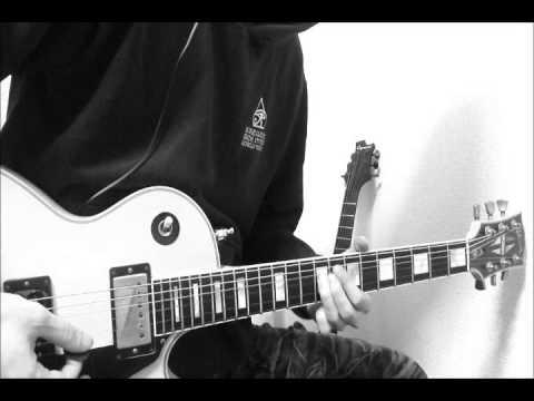 ナイトメア:Nightmare -Lost In Blue- Guitar Solo Cover