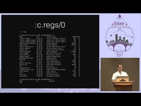 ElixirConf 2015 - BEAMing with Joy by Steven Proctor