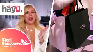 The Housewives Spend BIG In Rome | Season 10 | Real Housewives Of Beverly Hills