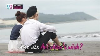 Global We Got Married S2 EP11 Compact#3 (SHINee Key & Arisa) 140615 (샤이니 키 & 야기 아리사)