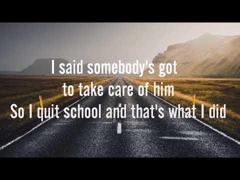 Khalid- Fast Car (Lyrics) (Tracy Chapman Cover)