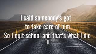 Khalid  - Fast Car (Lyrics) (Tracy Chapman Cover)