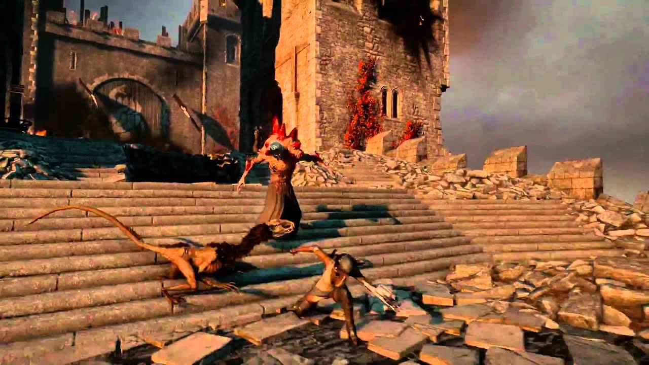 Breaking Down The Dragon Age: Inquisition Romance Options