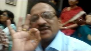 Vithal vithal namacha gajar.....lyrics Devadatta Joshi music and singer Shri Virendra Samant