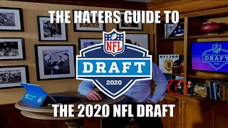 The Haters Guide to the 2020 NFL Draft