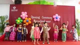 Opening Ceremony New School Year 2014-2015