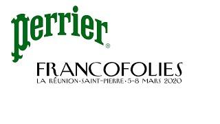 PERRIER x FRANCOFOLIES