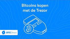Bitcoins kopen met de Trezor hardware wallet | BTC Direct