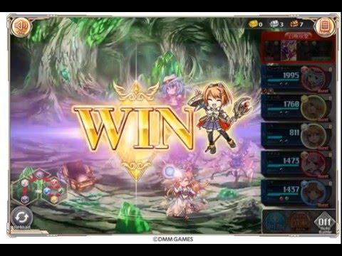 神姫PROJECT R   オンラインゲーム   DMM  バーストストリーク
