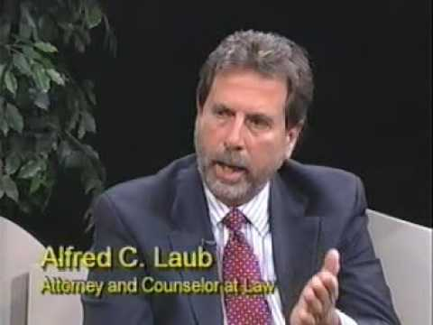 ALFRED LAUB-Attorney -At-Law