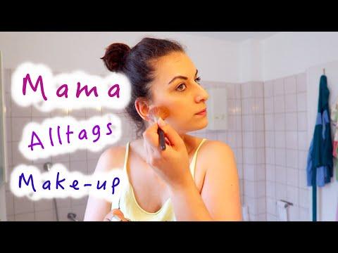 Everyday life: Mama Alltags Make-up | Familienvlog | Filiz