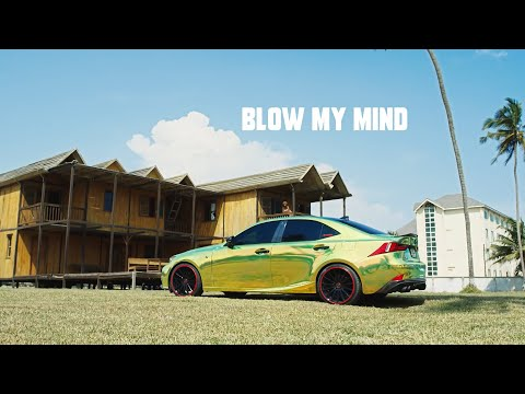 Flowking Stone - Blow my mind ft Akwaboah (Official Video)